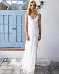 casual beach wedding dresses weddingood