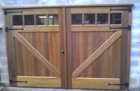 Brilliant Wood Carriage Garage Doors Jason Steich Overhead Intended Concept Ideas