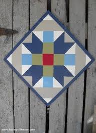81 best Barn Quilts images on Pinterest | Quilt blocks, Color ... & Farmer's Daughter Pattern Barn Quilt Adamdwight.com