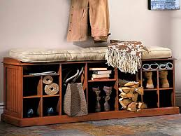 entryway bench with shoe storage and coat rack marinaeconomics intended for decorations 19