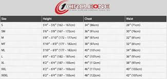 Circle One Buoyancy Aid Size Guide Adults Triocean