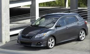 2009 Toyota Matrix - Information and photos - ZombieDrive