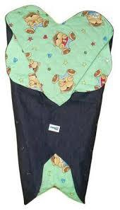 <b>Конверт</b>-одеяло <b>Ramili</b> Baby <b>Denim</b> Style — купить по выгодной ...