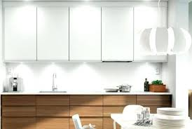 ikea wall cabinets laundry mounted display with glass doors install cabinet kitchen