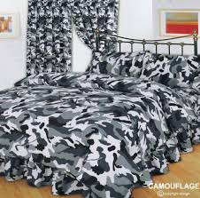 army camouflage complete bedding set