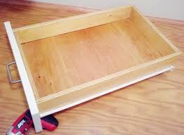 Kitchen Cabinet Drawer Kits How To Build Drawer Boxes