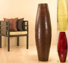 tall floor vase with flowers decorative vases decoration ideas . tall floor  vase ...
