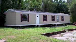 Walkthrough Of A Mobile Home - Mobile Home Park Investment Tip - YouTube