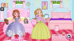 sofia and amber room decoration play the girl game online