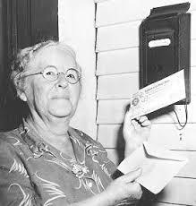 Meet Ida May Fuller, recipient of 1st Social Security check | NCPR News