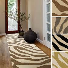 zebra rug runner zebra rug runner 78 best rugs images on carpets rug