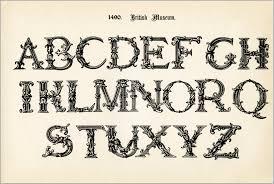 Cool Letters Stencils Fancy Letters Alphabet Stencils Printable Www Topsimages Com