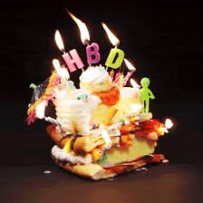 New Trending Gif On Giphy Pizza Birthday Happy Birthday Candles