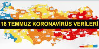 Sağlık Bakanlığı, 18 Temmuz koronavirüs tablosu açıklandı!
