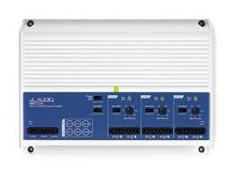 m600 6 marine audio amplifiers m series jl audio m600 6 6 ch class d full range marine amplifier 600 w