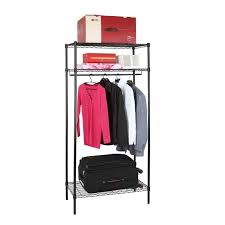 Double Coat Rack Furniture Portable Wardrobe Big W Best Portable Wardrobe Closet 88