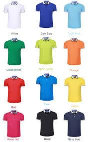 Blue Polo Shirt Design Full Custom Made Polo Tee Shirt Design Your Own T Shirt Heavy Cotton Custom Cotton Mens Polo Shirt Striped Collar Design Buy Polo Tee Shirts Full