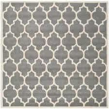 geometric carpet patterns. Safavieh Handmade Moroccan Dark Grey Geometric Pattern Wool Rug (8\u0026#x27 Carpet Patterns B