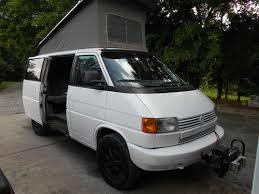 buy used sensational vw eurovan winnebago camper just 65k mi s volkswagen eurovan · 1993 volkswagen eurovan westfalia weekender nr