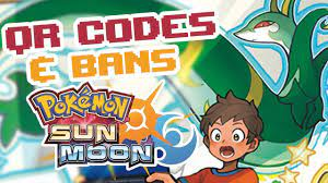 Pokemon Sun and Moon QR Code Generator (Page 1) - Line.17QQ.com