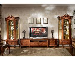Furniture Entertainment Center Louis XVI INLV 652SET
