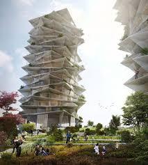 Big Unveils Plans For Cactus Towers Beside New Copenhagen Ikea