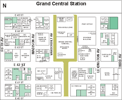 Railroad Stations In New YorkGrand Central Terminal Floor Plan