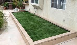 dogs bathroom grass. diy- outdoor dog potty area - should create this in my backyard dogs bathroom grass