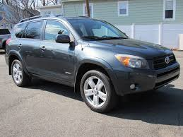 2008 Used Toyota RAV4 4WD 4dr 4-cyl 4-Speed Automatic Sport at ...