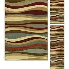3 piece area rug set 3 piece area rug sets three piece area rugs latitude run