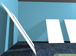 how to hang sheet rock how to hang sheetrock with pictures wikihow
