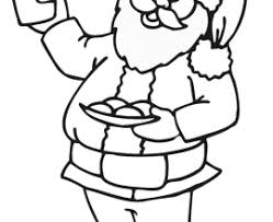 Small Picture Free Printable Santa Claus Coloring Pages For Kids Santa Coloring