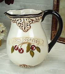 Decorative Pitchers Decorative Pitchers Archives Tuscan Italian Decor 43