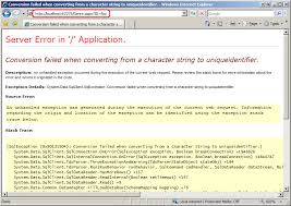 Displaying a Custom Error Page (C#) | Microsoft Docs