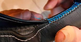 learn how to sew leather steering wheel cover with the spiral stitch with this simple diy instructions so how to sew lace up leather steering wheel