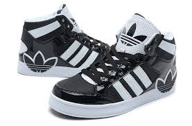 adidas shoes black and white. new-arrival-authentic-adidas-originals-city-love-4- adidas shoes black and white