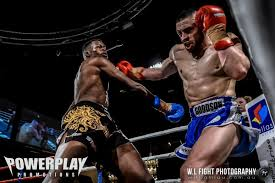 He's Going to Feel My Power That's for Sure – Aaron Goodson Interview –  Powerplay Promotions