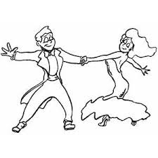Printable Coloring Pages Just Dance Trinidad Tobago Traditional