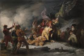 john trumbull the of general montgomery in the on quebec december 31