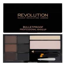 <b>Набор</b> для коррекции бровей <b>MakeUp Revolution</b> Ultra Brow Palette