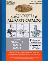 marvel series 8 schematics and parts catalog d arcy saw llc marvel series 8 schematics and parts catalog