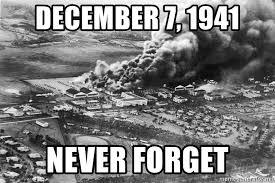 Image result for December 7, 1941,