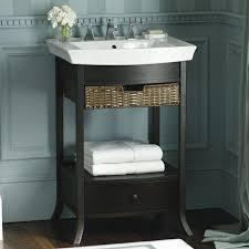 vintage bathroom pedestal sinks. Bathroom Pedestal Sink Kohler Archer 24 Reviews Wayfair Vintage Sinks