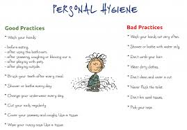 Teaching Personal Hygiene Worksheets Worksheets for all | Download ...