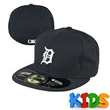 Detroit Tigers Officially Licenced Mlb Kids New Era 59fifty