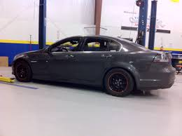 2008 Pontiac G8 GT 1/4 mile Drag Racing timeslip specs 0-60 ...