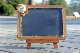 a frame chalkboard sign real slate photo prop wedding birthday framed small signs a frame chalkboard sign