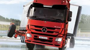 2020 mercedes benz sprinter algema blitzlader 2 tow truck seen from outside and inside. Actros Safety Systems Mercedes Benz Trucks Trucks You Can Trust