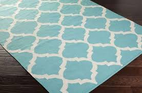 teal and white rug stylish artistic weavers vogue everly awlt3003 area inside 1