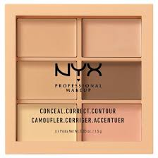 Image result for Nyx color correcting concealer